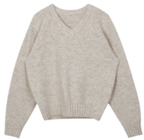 Herashi v neck knit