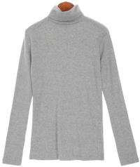 Simple Cotton Polar T-shirt