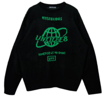 UT8 Logo Space Knit