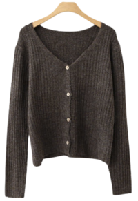 Choice V Cardigan