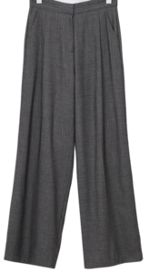Blaine herringbone wide slacks_C
