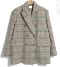 Maple Check Jacket