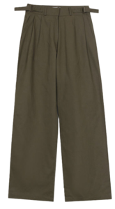 Bizzo cotton pants * Change the raising fabric