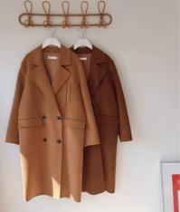Essay Double Handmade Wool Coat