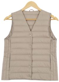 Duck Down Light Lightweight Padding Vest