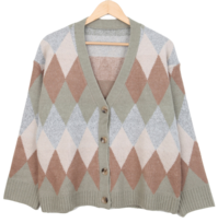 Pania Guy Short Sleeve Cardigan