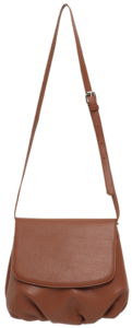 Pine shirring cross bag_C (size : one)