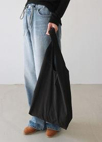 Simple nylon eco bag