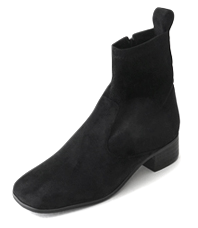 daily suede ankle boots (2colors)