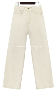MOROS WIDE COTTON PANTS