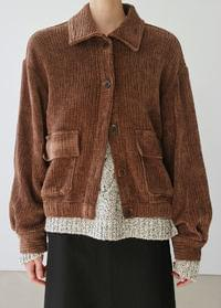 Brown Jacket Jacket