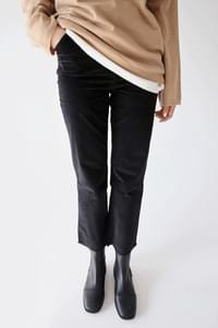 corduroy skinny pants (3colors)