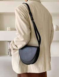 Second round shape bag_C (size : one)