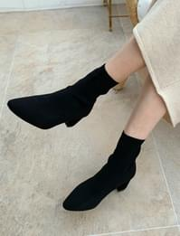 Dade socks ankle boots_C