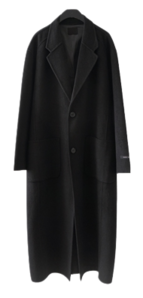 handmade wool robe coat