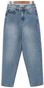 Lable washing denim pants_SA