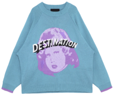 DESTINATION over knit - men