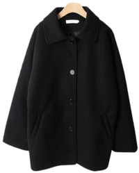 Blackby Half Coat