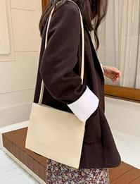 Note simple cross bag_C (size : one)