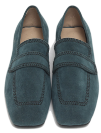 Marco stitch flat loafer_J