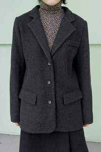 neat wool jacket (2colors)