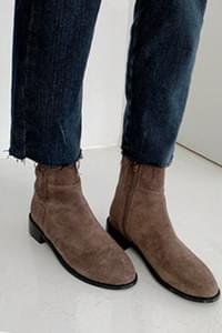 Mods suede ankle boots