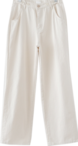 comfortable maxi cotton pants (2colors)