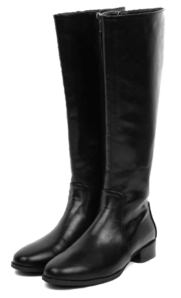 round shape long boots (230-250)
