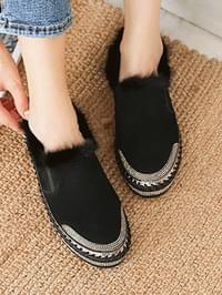 Lutens Leather Slip-on 3cm