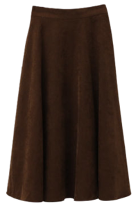 Candle Flare Skirt