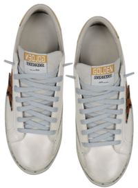 Golden song sneakers
