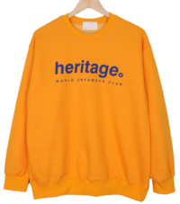 Heritage MTM (Same Day Shipping) 長袖上衣