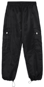 heavy cargo pants - men