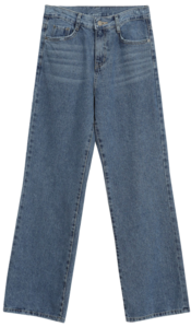 Blue Moon Wide Long Pants