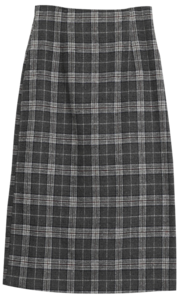 Ront check skirt