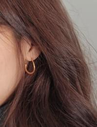 Surf vintage earring_C (size : one)