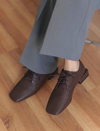 Feed square flat shoes_C