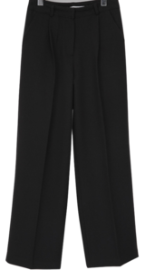 Tenth pintuck long slacks_C