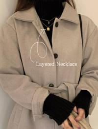 Sway layered necklace _H