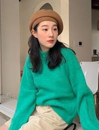 Dorp warm wool beret_C (size : one)