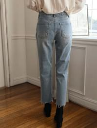 Vintage washing napping jean