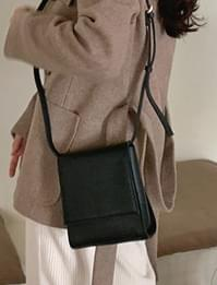 Let simple cross bag_U (size : one)