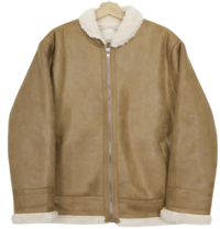 Shearing Round Mouton Jacket