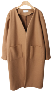 Cucia Nokara Open Coat