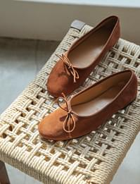 Katie ribbon flat shoes_C