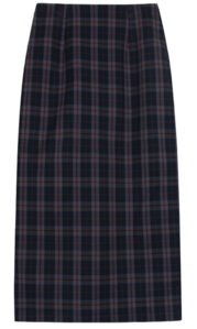 Classic check skirts