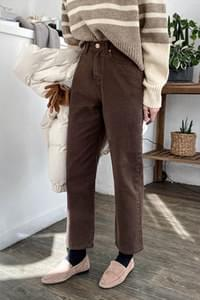 Brownie Boy Fit Pants-Medium Size