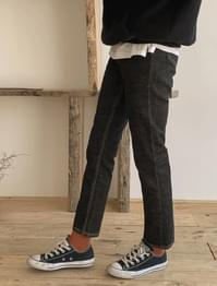 Daily brushed lining jeans