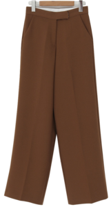 Keep long wide slacks_Y (size : S,M,L)