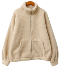 Bonding zip-up zip-up